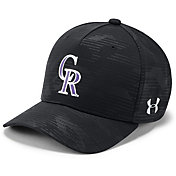 Under Armour Youth Colorado Rockies Storm Adjustable Snapback Hat
