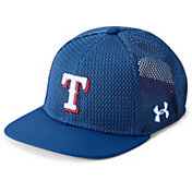 Under Armour Youth Texas Rangers Twist Knit Adjustable Snapback Hat