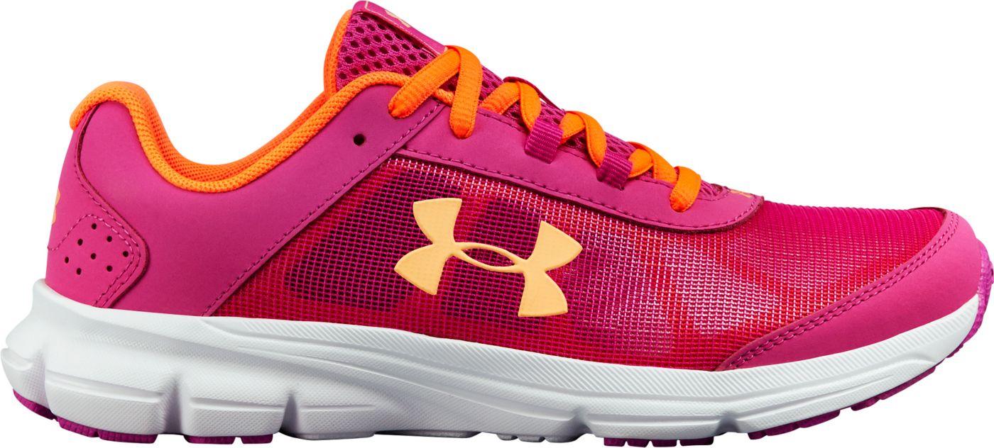 Under Armour Kids' Grade School Rave 2 Running Shoes