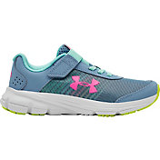 Under Armour Kids' Preschool GPS Rave RN AC Prism Running Shoes