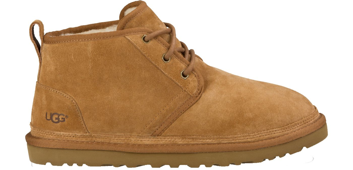 UGG Men's Neumel Suede Casual Boots