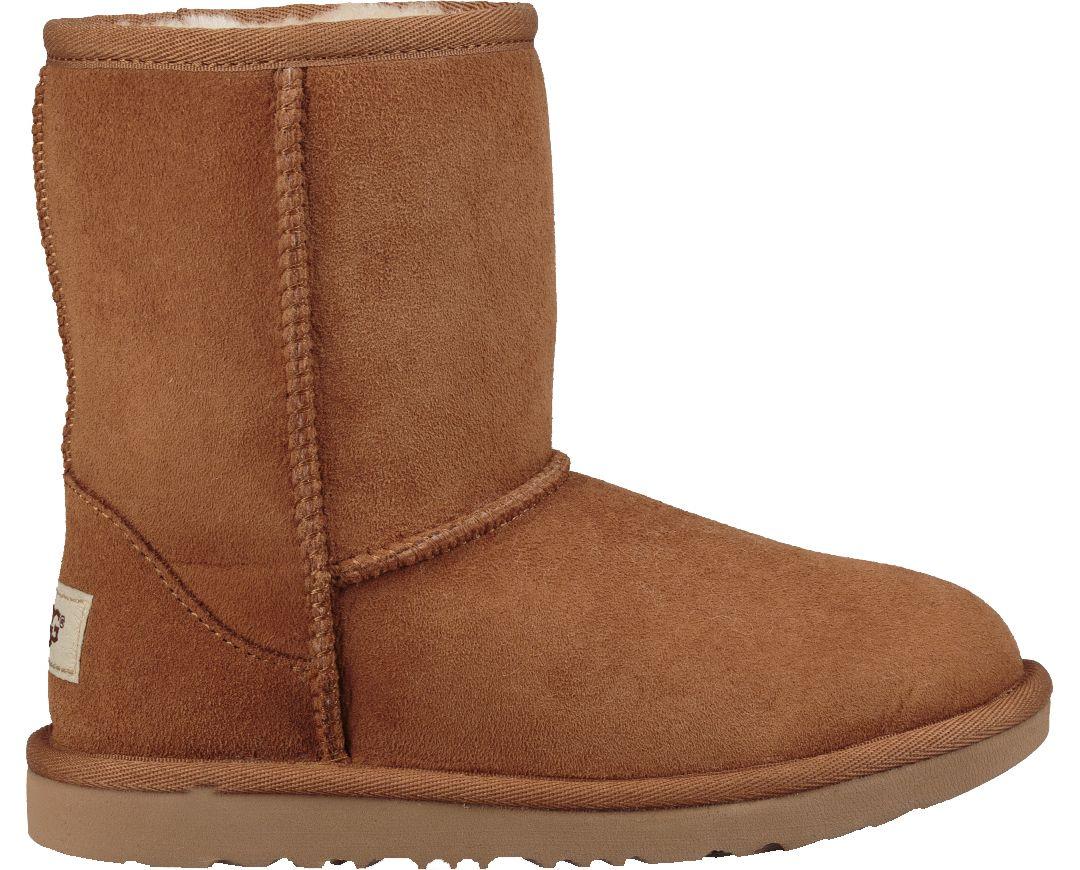 e1913217c0e UGG Kids' Classic II Winter Boots