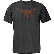 University of Texas Authentic Apparel Youth Texas Longhorns Grey Lunar Silhouette T-