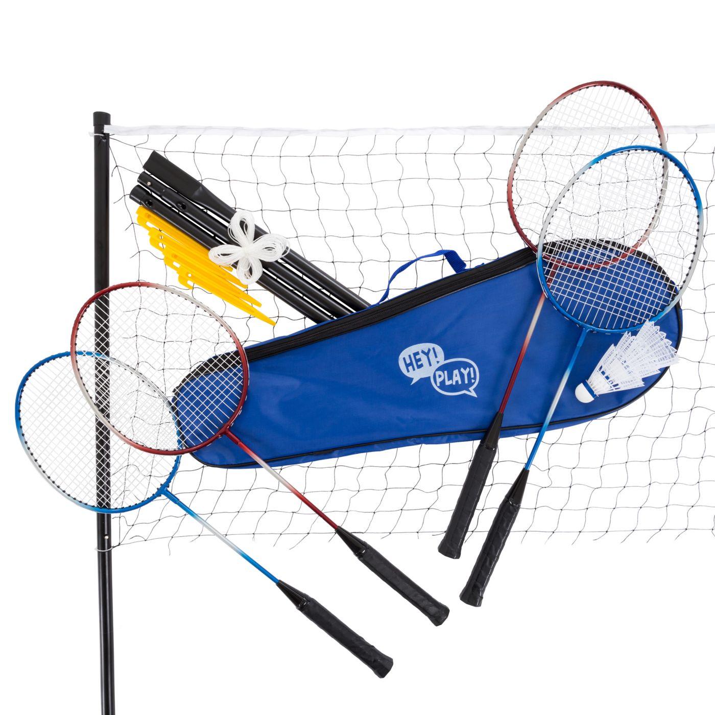Hey! Play! Badminton Set