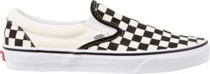 b36f1ac61f236a Vans Men s Checkerboard Slip-On Shoes