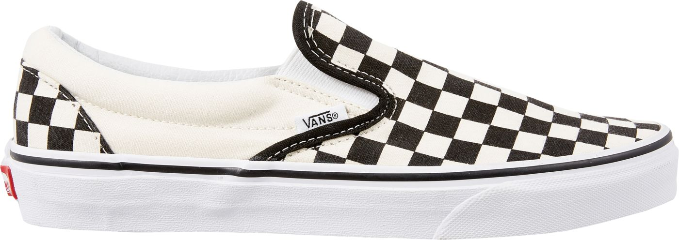 Vans Women's Checkerboard Slip-On Shoes