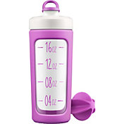 Ello Splendid 18 oz Glass Shaker Bottle