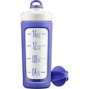 Ello Splendid 18 oz Glass Shaker Bottle