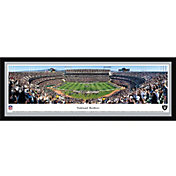 Blakeway Panoramas Oakland Raiders Framed Panorama Poster