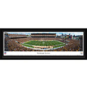 Blakeway Panoramas Pittsburgh Steelers Framed Panorama Poster