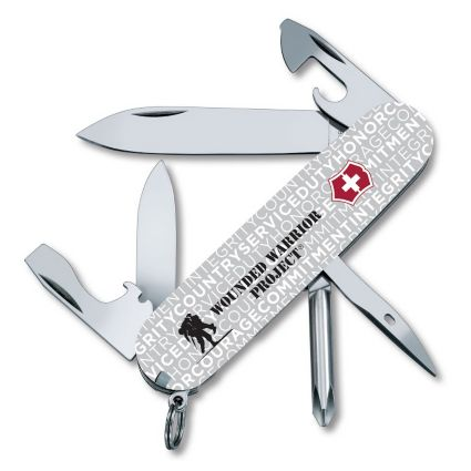 Victorinox Wounded Warrior Tinker 91mm Swiss Army Knife