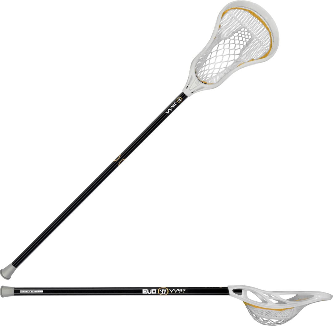 Warrior Evo Warp NEXT Complete Attack Lacrosse Stick