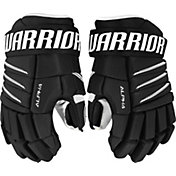 Warrior Junior Alpha QX4 Ice Hockey Gloves