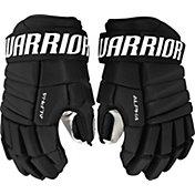 Warrior Junior Alpha QX4 Ice Hockey Gloves