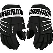 Warrior Junior Alpha QX3 Ice Hockey Gloves