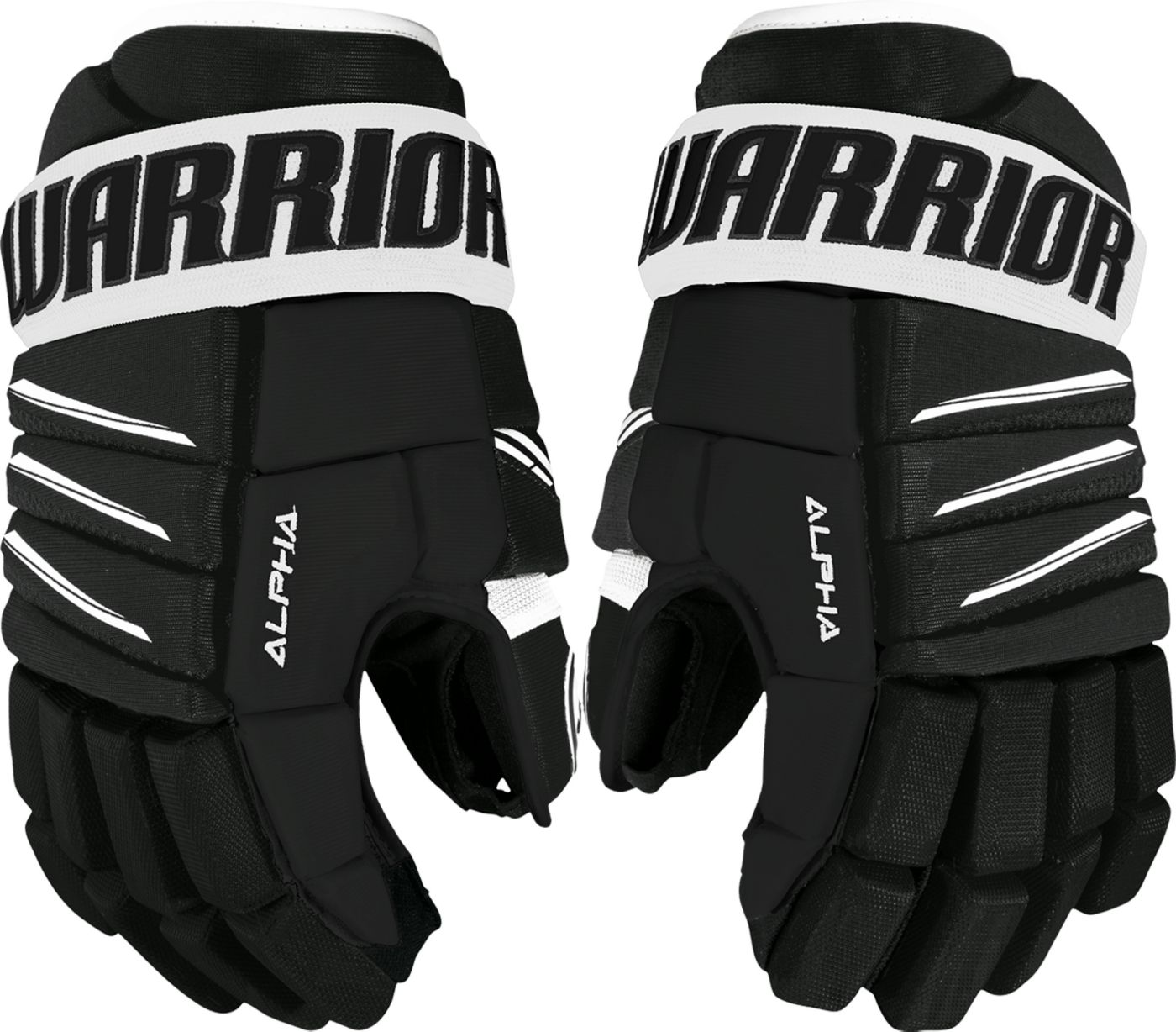 Warrior Junior Alpha QX3 Ice Hockey Gloves