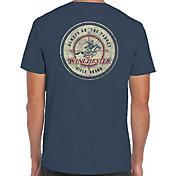 Winchester Men's Crosshairs Logo Sign T-Shirt