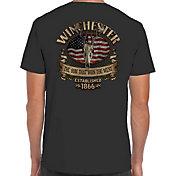 Winchester Men's Southern Rebel Skull T-Shirt