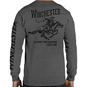 Winchester Men's Vintage Rider Long Sleeve Shirt