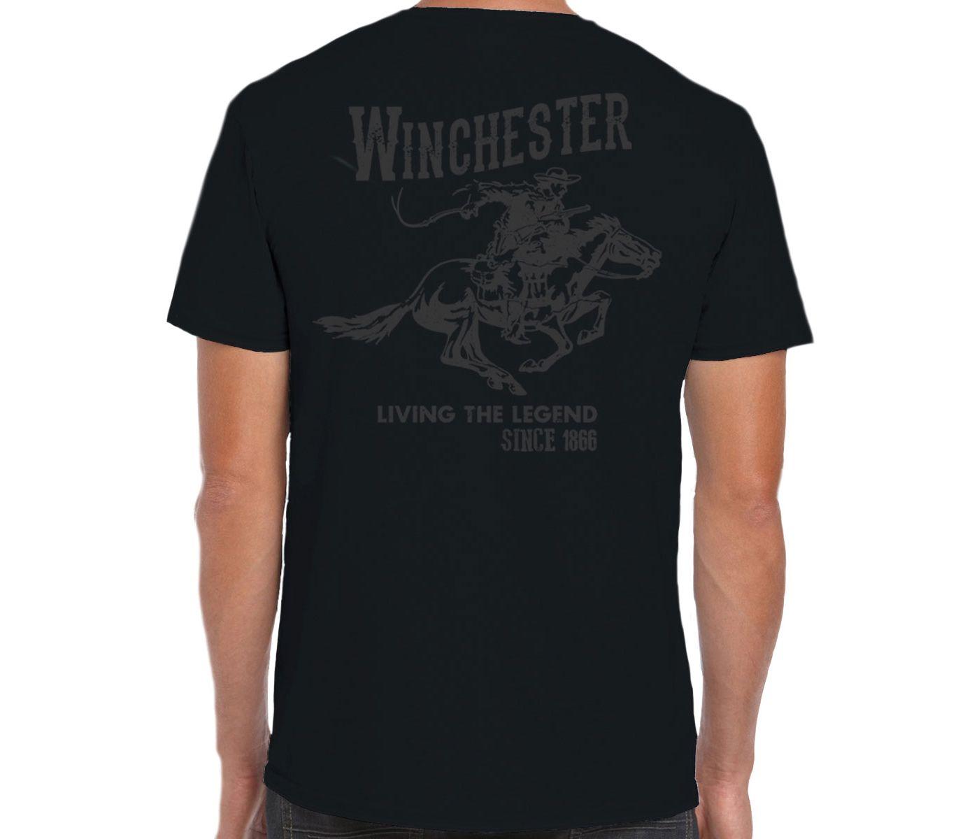 Winchester Men's Vintage Rider T-Shirt