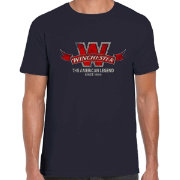 Winchester Men's Banner Art T-Shirt
