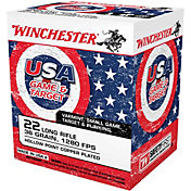 Winchester USA .22 Long Rifle HPCP Rifle Ammunition – 500 Rounds