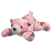 Wildlife Artists Realtree APC Pink Camo Bear Stuffed Animal