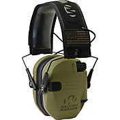Walker's Game Ear Razor Patriot Series Slim Electronic Muffs