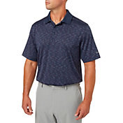 Walter Hagen Men's Distinguished Spacedye Golf Polo