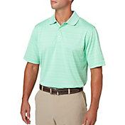 Walter Hagen Men's Geomagnetic Stripe Golf Polo