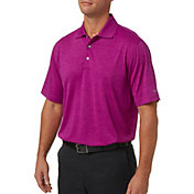 Walter Hagen Men's Core Space Dye Golf Polo
