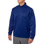 Walter Hagen Men's Space-Dye Golf 1/2-Zip - Big & Tall