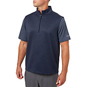 Walter Hagen Men's Space-Dye Golf Vest