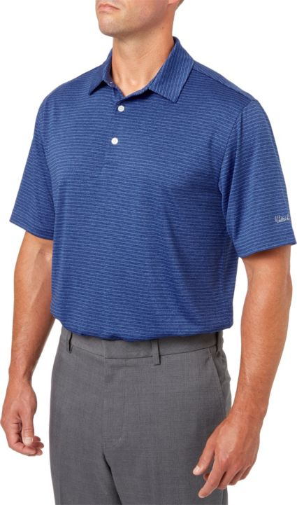 Walter Hagen Men's Stripe Polo