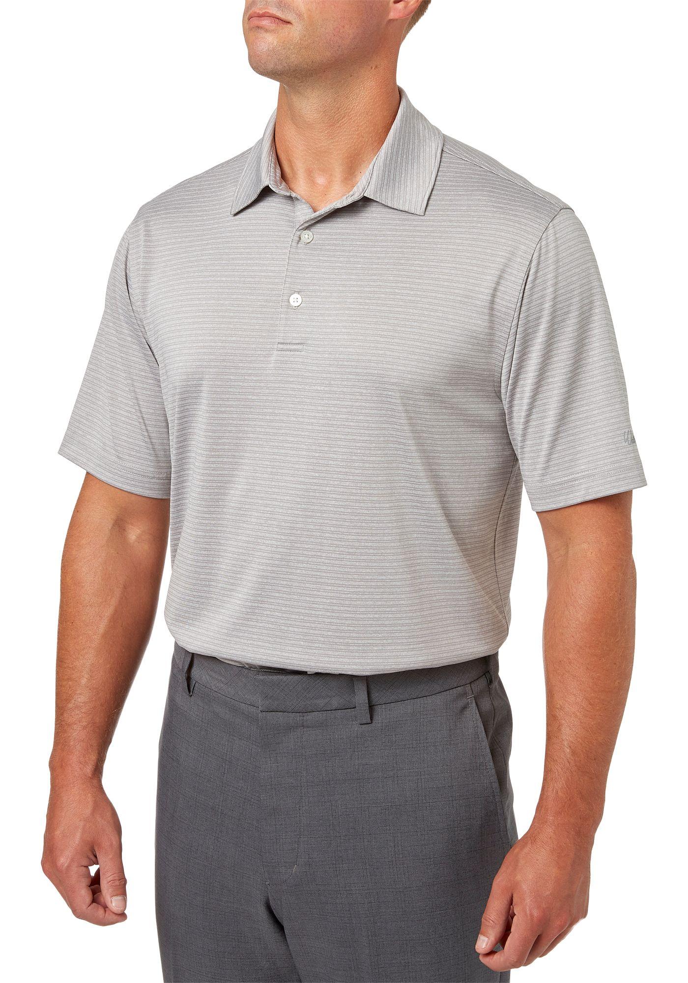 Walter Hagen Men's Stripe Polo