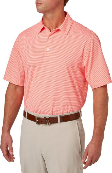 Walter Hagen Men's End On End Golf Polo
