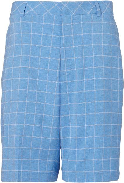 Walter Hagen Perfect 11 Windowpane Shorts