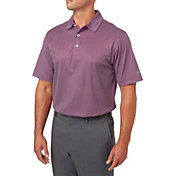 Walter Hagen Men's Essentials Printed Polo - Big & Tall