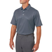 Walter Hagen Essentials Printed Polo - Big & Tall