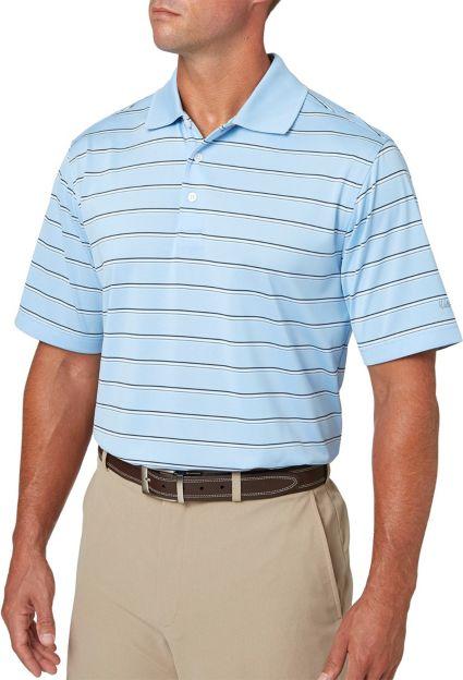 Walter Hagen Essentials Wide Stripe Polo