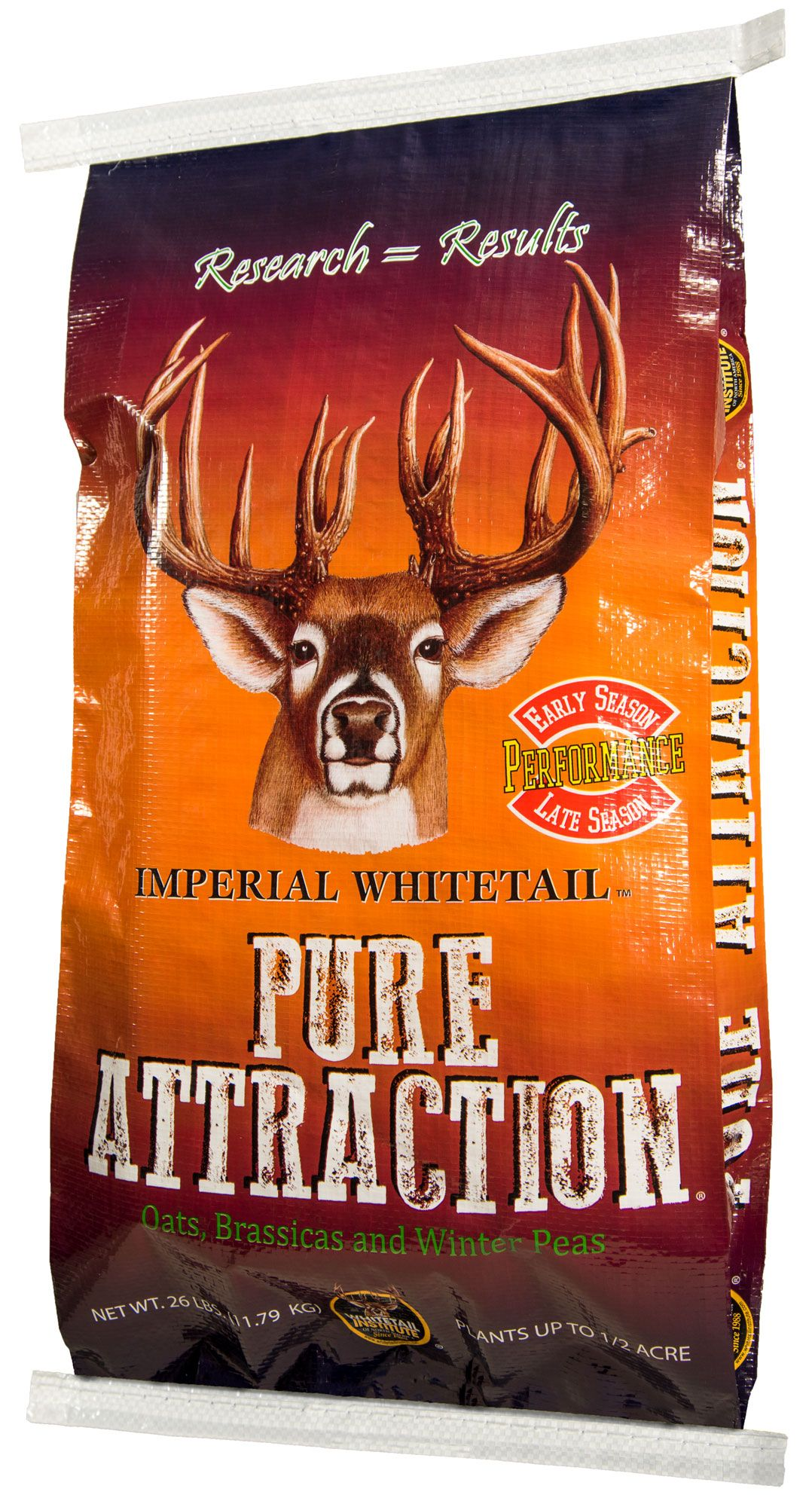 Whitetail Institute Imperial Whitetail Pure Attraction Food Plot thumbnail