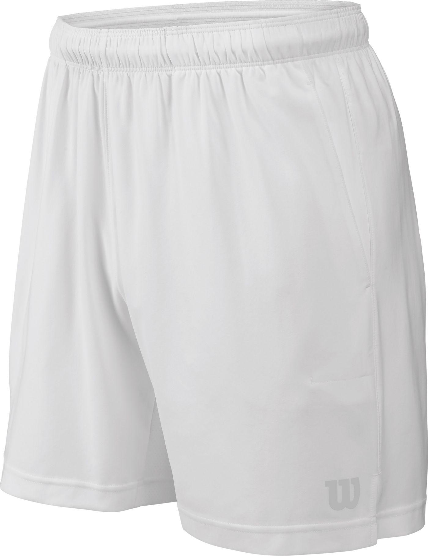 "Wilson Men's Rush 9"" Woven Tennis Shorts"