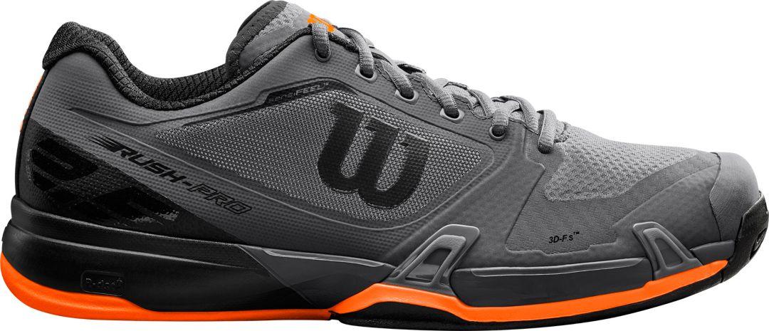 huge selection of 3378e 87c95 Wilson Men s Rush Pro 2.5 Tennis Shoes 1
