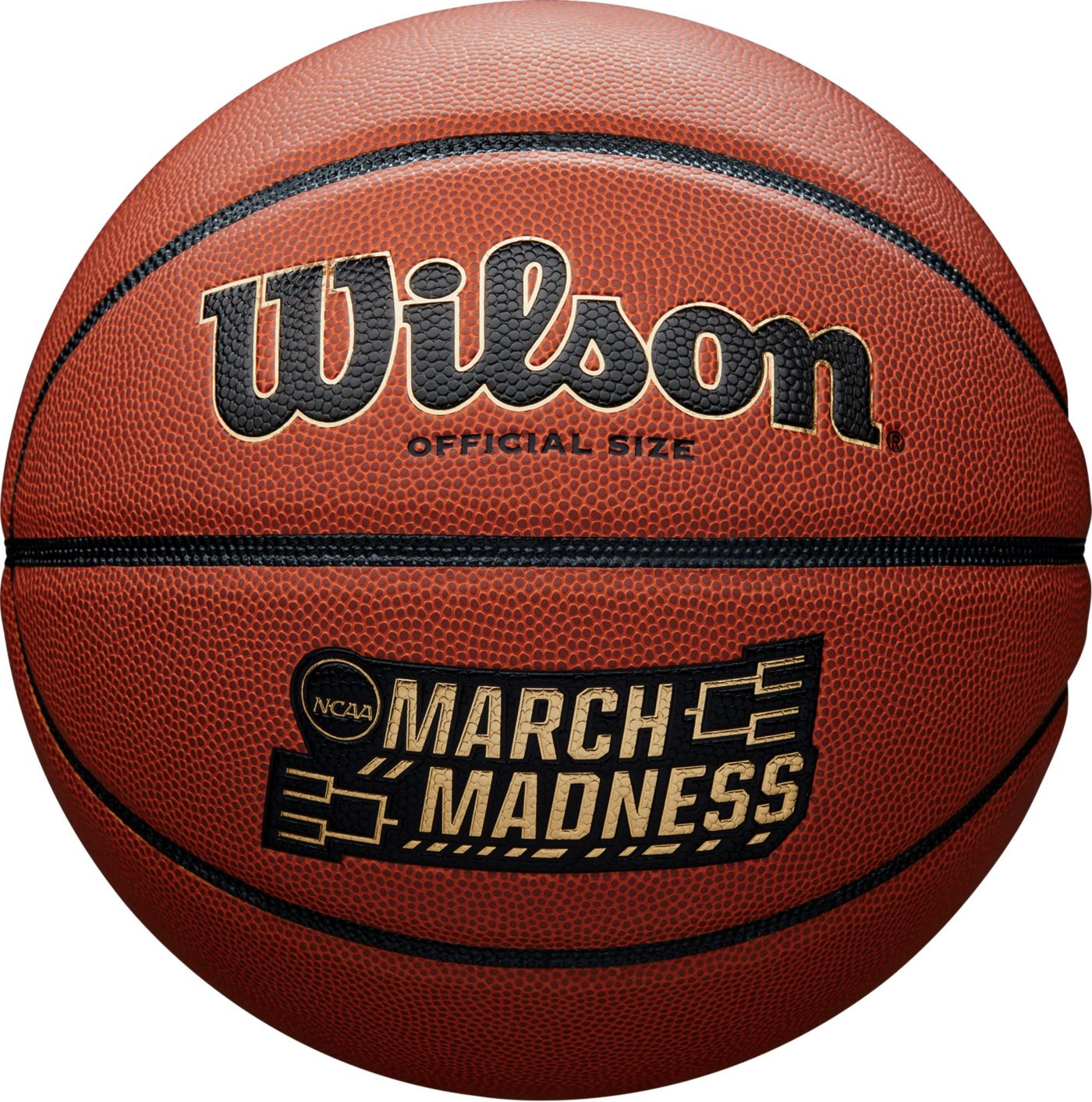 """Wilson NCAA March Madness Official Basketball (29.5"""")"""