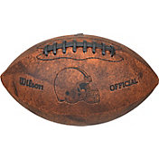 Wilson Cleveland Browns Vintage Mini Football