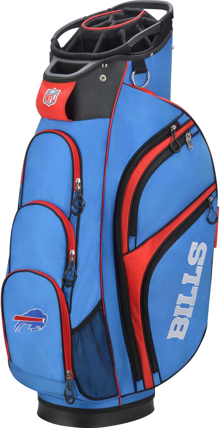 Wilson Buffalo Bills Cart Bag