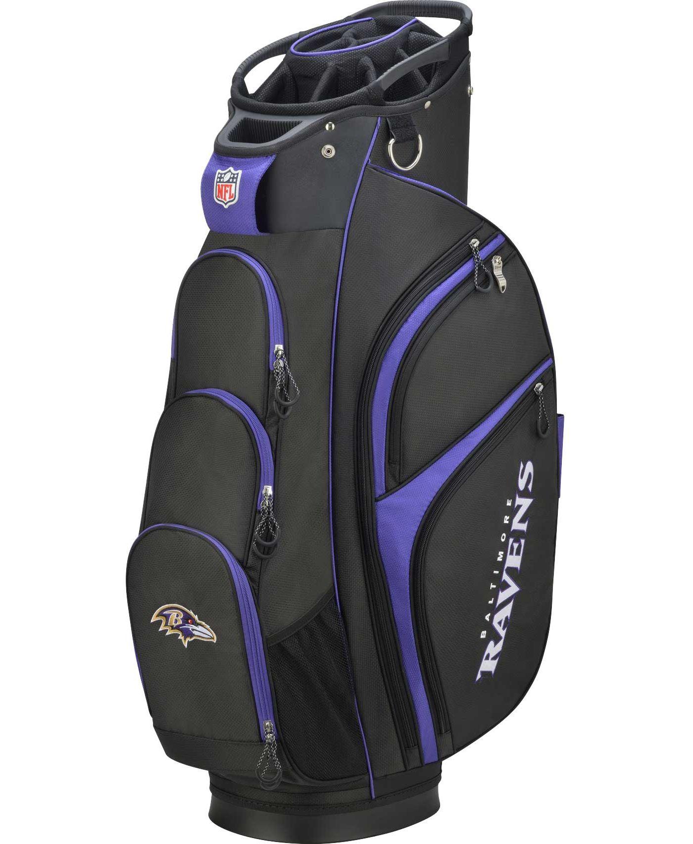 Wilson Baltimore Ravens Cart Bag
