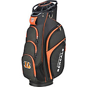 Wilson Cincinatti Bengals Cart Golf Bag