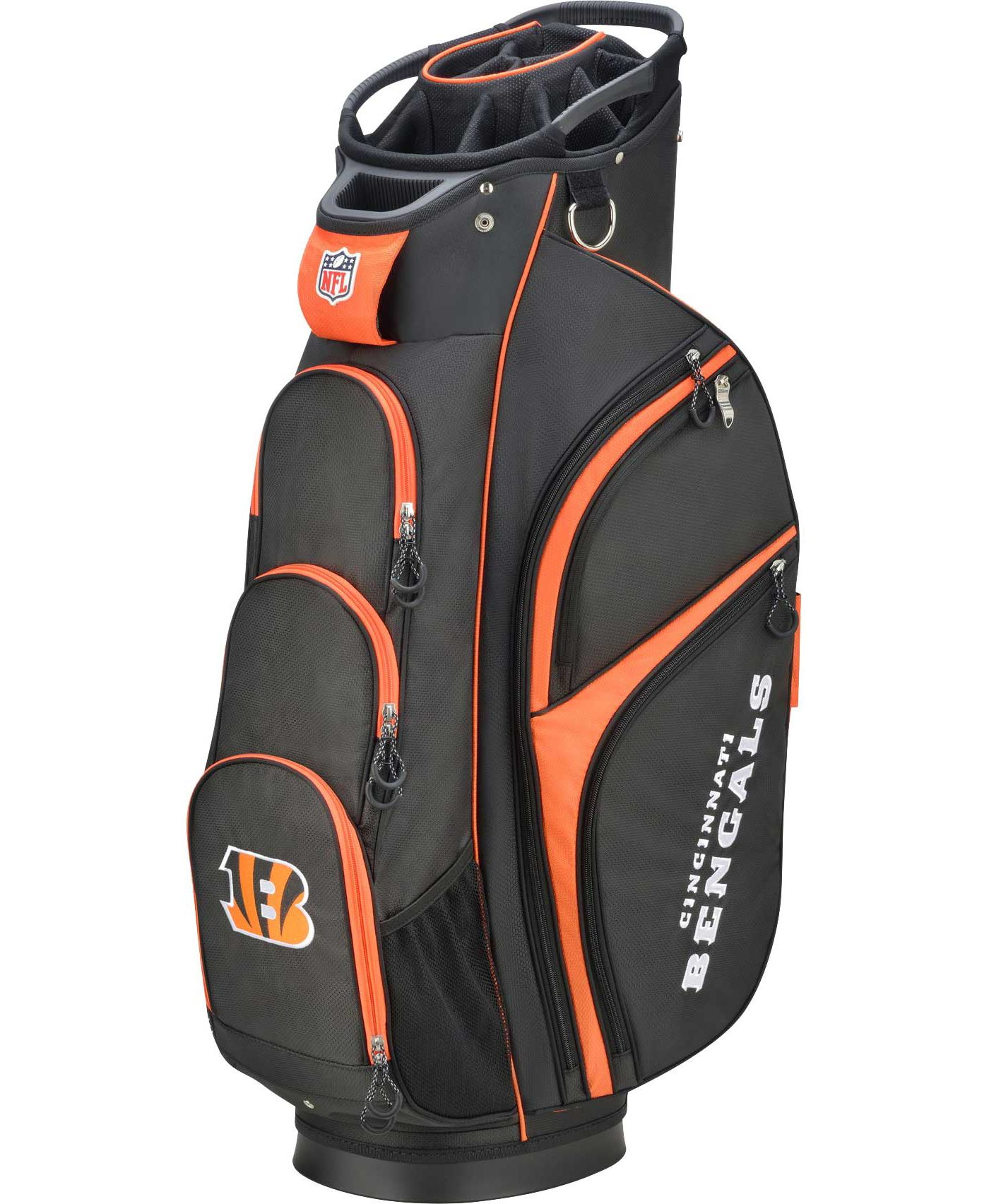 Wilson Cincinatti Bengals Cart Bag