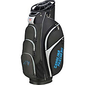 Wilson Carolina Panthers Cart Golf Bag